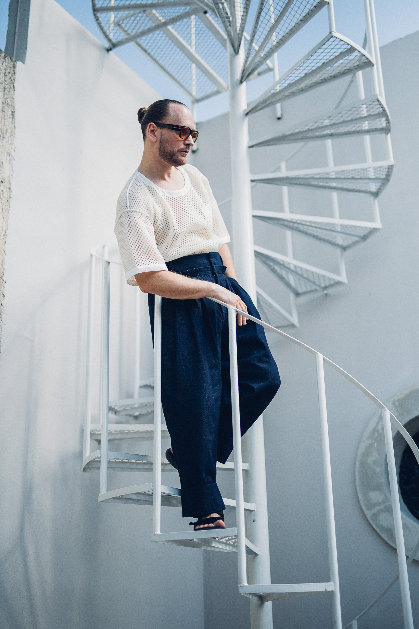 The Diplomat Hotel, Tom Ford, Acne Studios, J.W. Anderson, Teva