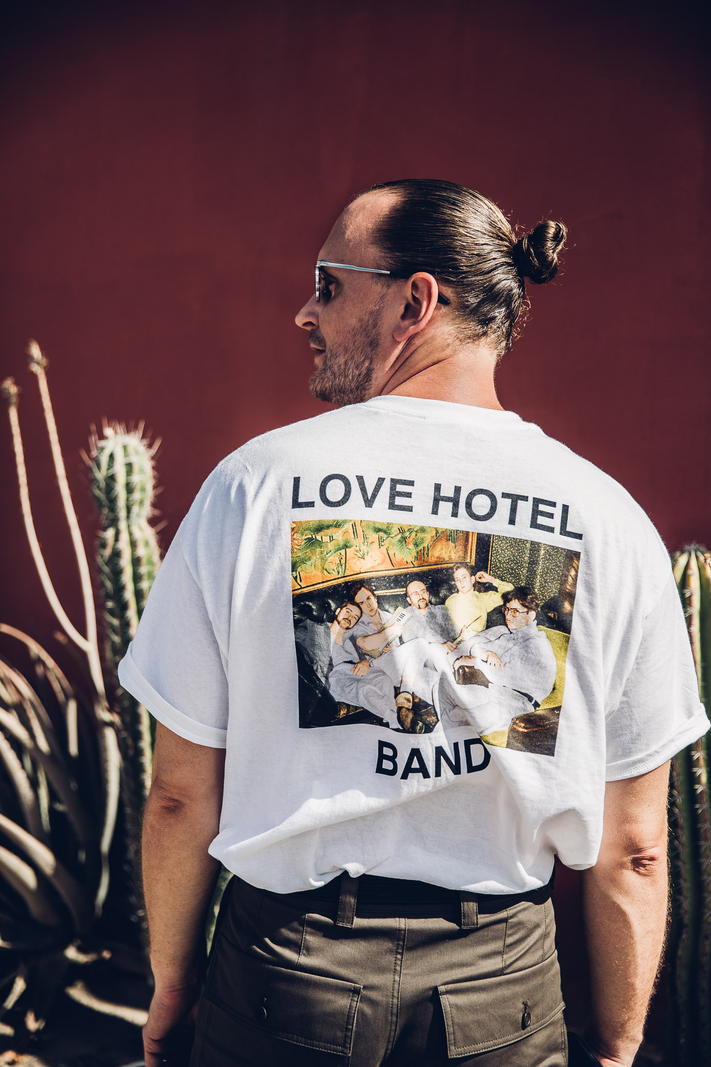 Aruba, Love Hotel Band , Editorial, Acne Studios, Teva, Robert La Roche, 032c