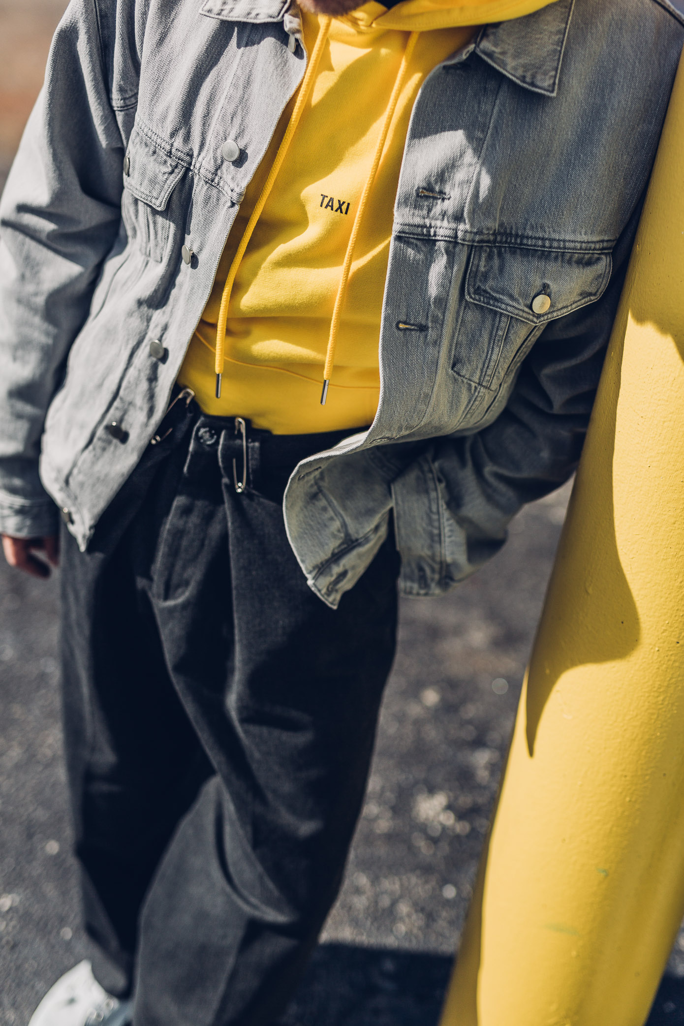 Helmut Lang, Taxi capsule collection, Christopher Shannon, Novesta