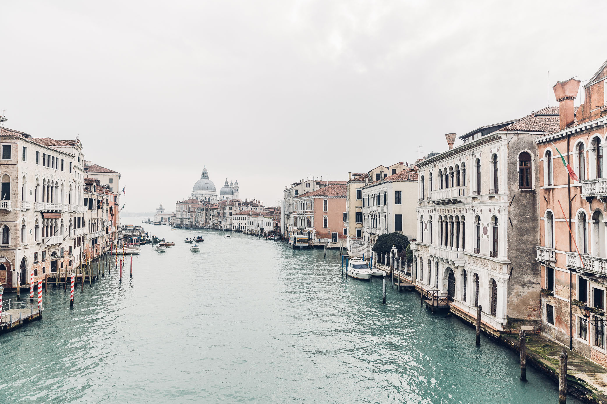 Ponte dell'Accademia, Stella McCartney, Raf Simons, Andy Wolf, Venice, A Day's March
