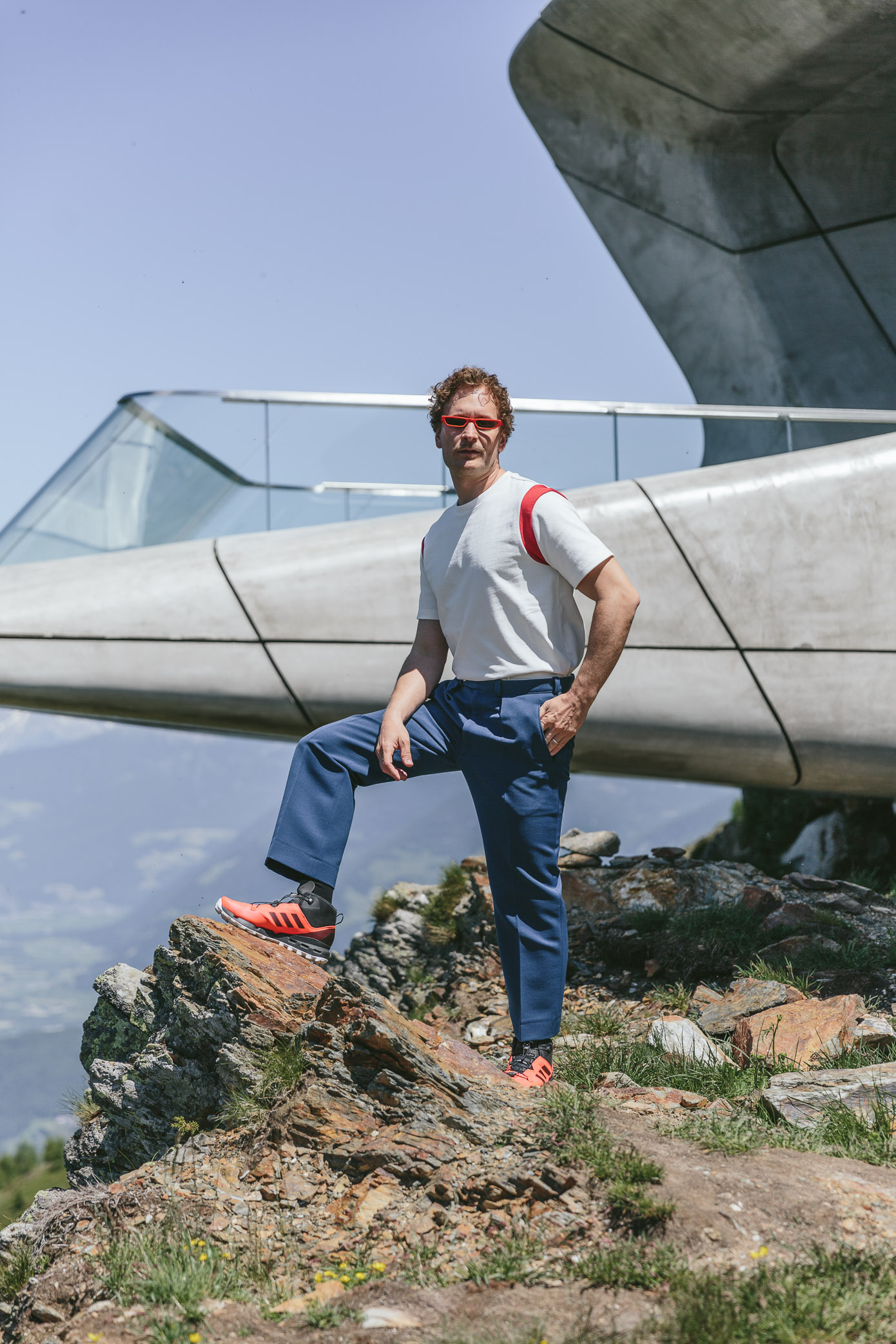 South Tyrol, Messner Mountain Museum, Calvin Klein, Ace & Tate x Cmnn Swdn, Adidas