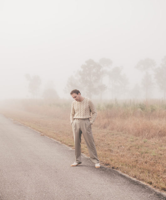 The Morning Mist Issue, Maison Margiela, Zanella; Novesta, Mykita x Damir Doma