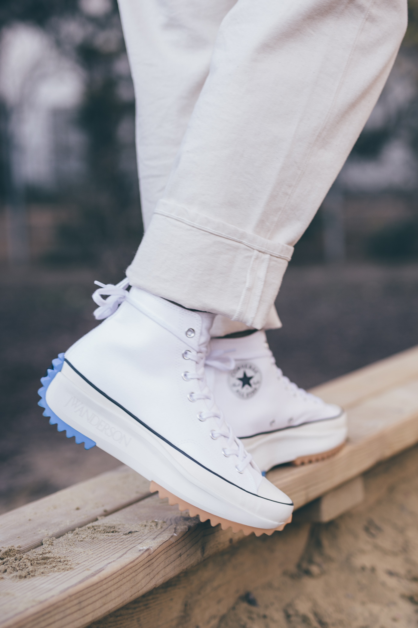 the spring vibes issue, J.w.Anderson x Converse, YMC, Pallas