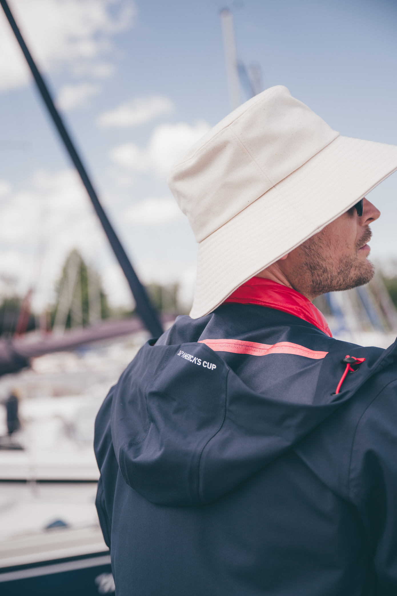 Prada x North Sails, E.tautz, Juun.J, Julien David, Sailing
